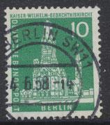 BERL 144  gestempelt