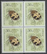 BERL 712-715 postfrisch Viererblocksatz
