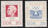 939-940 postfrisch (DDR)
