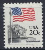 USA 1522 A gestempelt