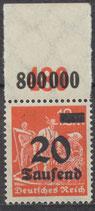 DR 280 P OR postfrisch