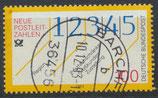 BRD 1659 gestempelt