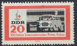 DDR 957  postfrisch