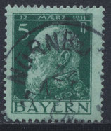 BAY 77 II gestempelt