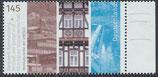 BRD 3299 postfrisch mit Bogenrand rechts