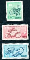 DDR 972-974 postfrisch