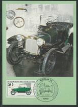 BERL 661  Maximumkarte