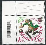 BRD 3546 postfrisch Eckrand links oben