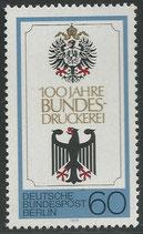 598  postfrisch  (BERL)
