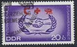 DDR 1208  philat. Stempel