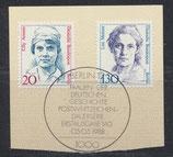 BERL  811-812 mit Ersttagssonderstempel