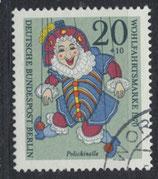 BERL  374 gestempelt