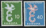 295-296  postfrisch  (BRD)
