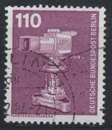 BERL 668 gestempelt