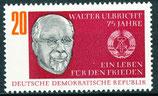 1383 postfrisch (DDR)