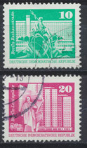 1868-1869  gestempelt (DDR)
