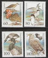 1539-1542 postfrisch (BRD)