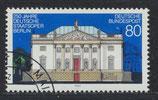 BRD 1625 gestempelt