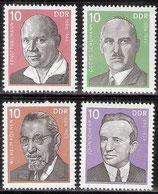 2107-2110 postfrisch (DDR)