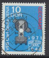 DDR 1714  gestempelt