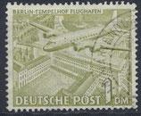 BERL 57 gestempelt