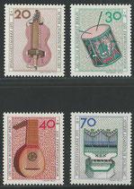 BERL 459-462 postfrisch