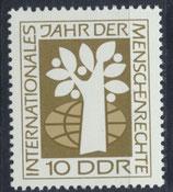 DDR 1369 postfrisch