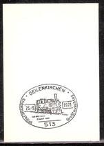 Sonderstempel 513 Geilenkirchen (EB-SS-0013)
