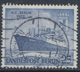 BERL 127 gestempelt