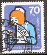 BERL  471 gestempelt