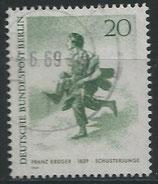 BERL  333 gestempelt
