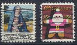 1402-1403  gestempelt (USA)