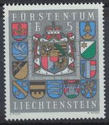 LIE 590  postfrisch