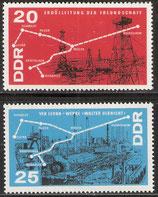 1227-1228 postfrisch (DDR)