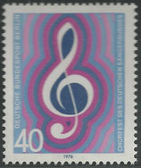 522  postfrisch  (BERL)