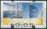 BRD-ATM 7 - 5 gestempelt