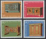 1345-1348 postfrisch (CH)