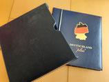 """Vordruckalbum Deutschland """"plus"""" (Deutsche Post) mit Schuber"""