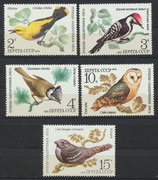 4883-4887 postfrisch (SU-Vögel)