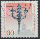 BERL 606 gestempelt