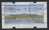 2.1 - 100 gestempelt (BRD-ATM)