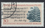 BERL 392 gestempelt
