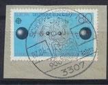 BRD 1176 gestempelt auf Briefstück