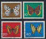 BRD 376-379 gestempelt (1)
