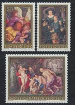 655-657 postfrisch (LIE)