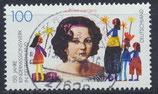 BRD 1834 gestempelt
