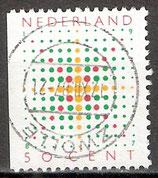 NL 1334 Dl gestempelt