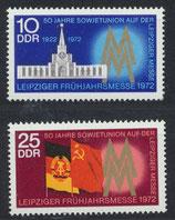 DDR 1743-1744 postfrisch