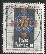 BERL 648 gestempelt