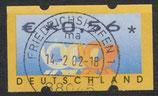 BRD-ATM 4 - 56 gestempelt